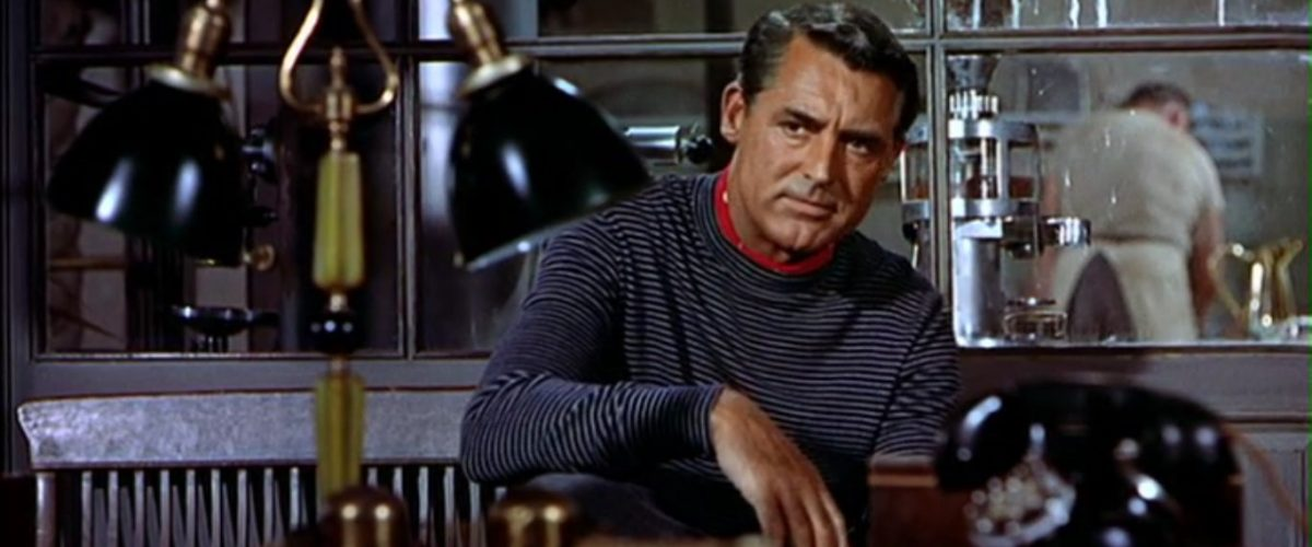Cary Grant in To Catch a Thief (1955)