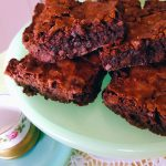 Shannon's Kate Hepburn Brownies