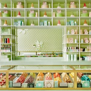 Laduree Visit: Beverly Drive